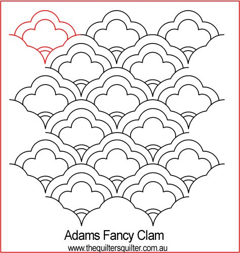 Adams Fancy Clams