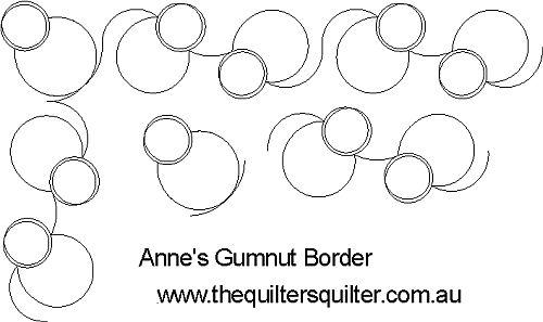 Annes Gumnut Border