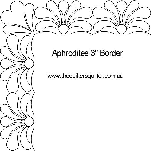 Aphrodites 3in border