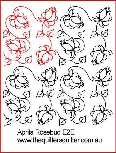 Aprils Rosebud E2E