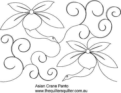 Asian Cranes