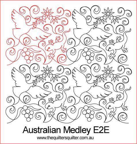 Australian Medley e2e