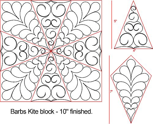 Barbs kite Block