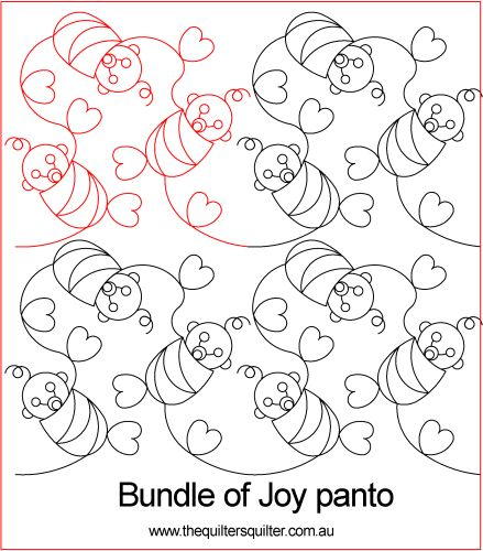 Bundle of Joy panto