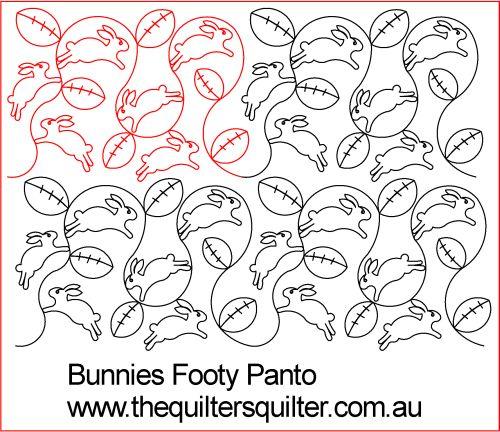 Bunnies Footy Panto