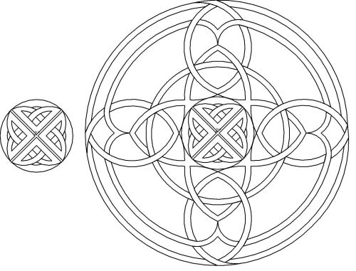 Celtic Circle Set