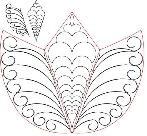 Cheryls tulip set