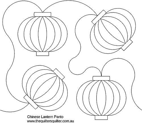 Chinese Lantern Panto