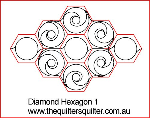 Diamond Hexagaon 1