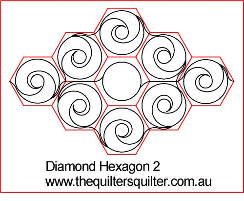 Diamond Hexagaon 2