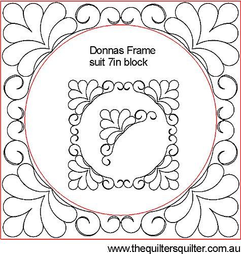 Donnas frame