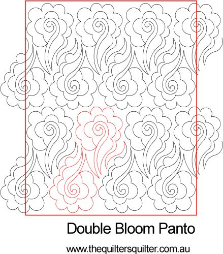 Double Bloom Panto