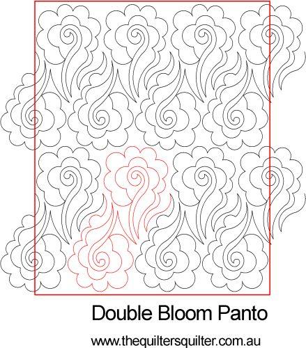 Double Bloom Panto