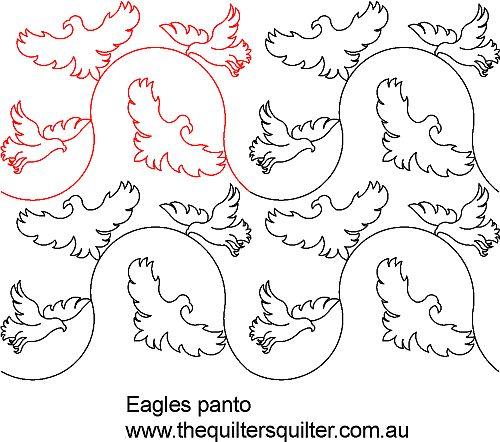 Eagle Panto