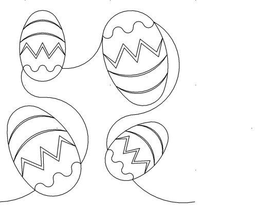 Easter egg panto