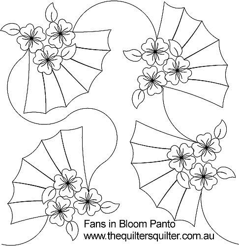 Fans in Bloom