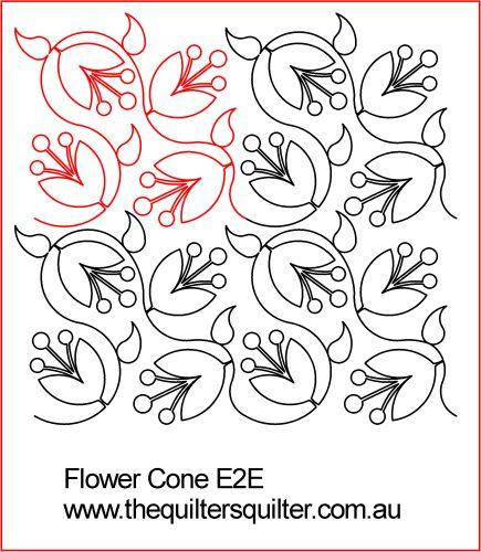 Flower Cone 2 E2E