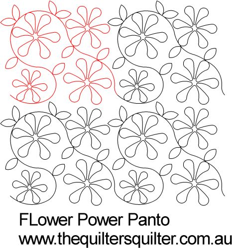 Flower Power Panto