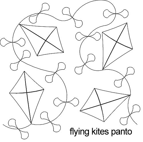 Flying Kites Panto