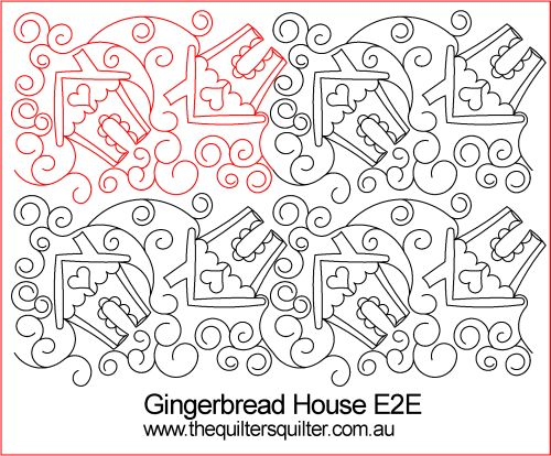 Gingerbread House E2E
