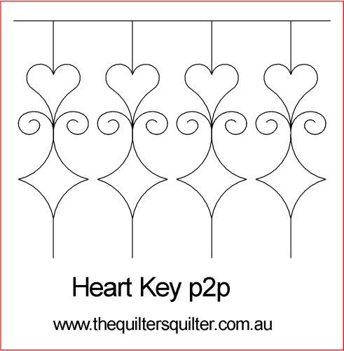 Heart Key P2P