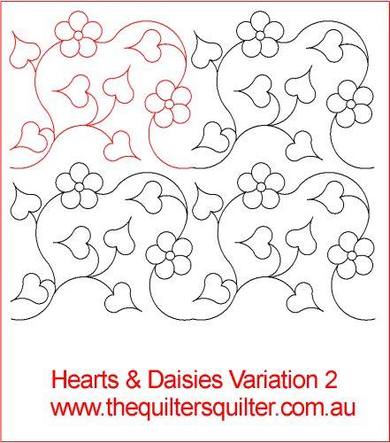 Hearts n Daisies var 2