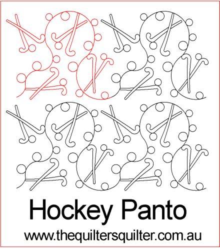 Hockey panto