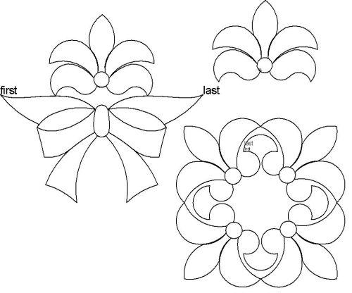 Susies Flower set