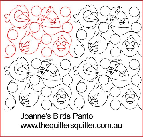 Joannes Bird Panto