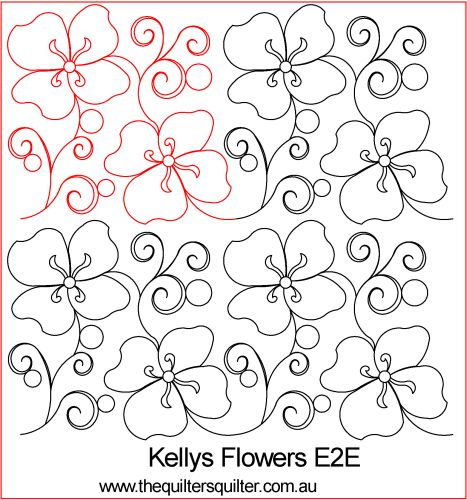 Kellys flowers e2e
