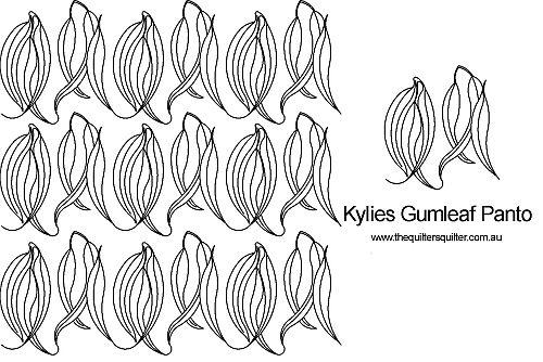 Kylies Gumleaf Panto