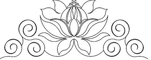 Lotus Swag fill