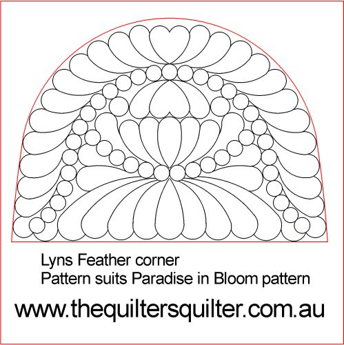 Lyns Feather cnr Fill