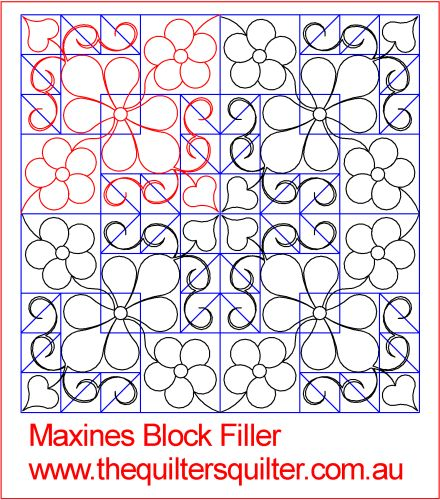 Maxines Block Filler