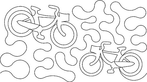 Meandering Bicycles