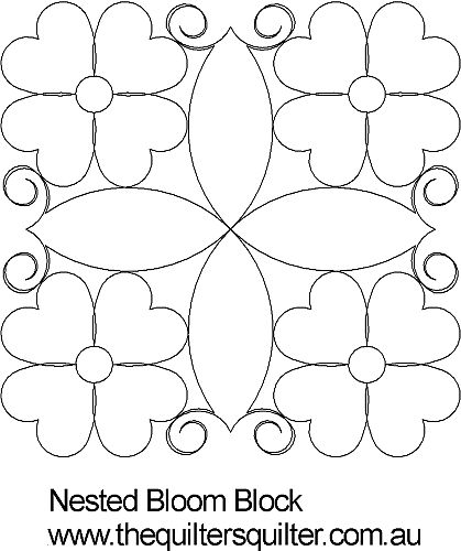 Nested Bloom Block