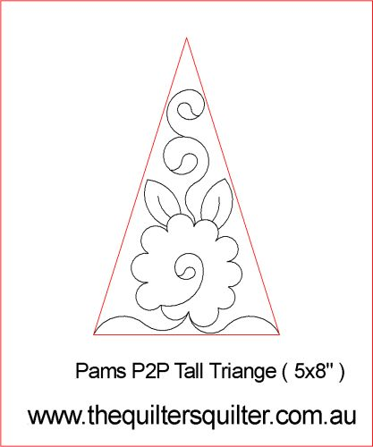 Pams P2P Tall Triangle