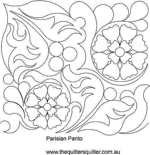 Parisian Panto