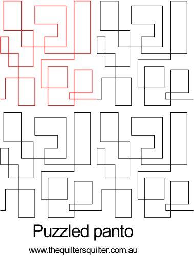 Puzzled Panto