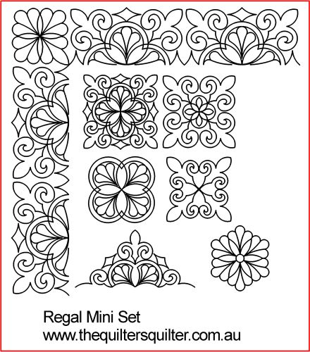 Regal Mini Set