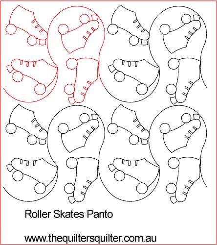 Roller Skates Panto