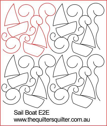 Sail Boat E2E