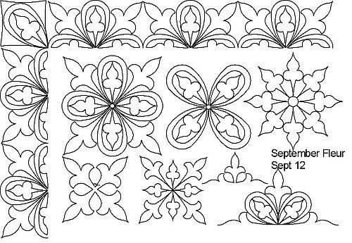 September Fleur Mini Set
