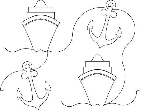 Ships Ahoy Panto