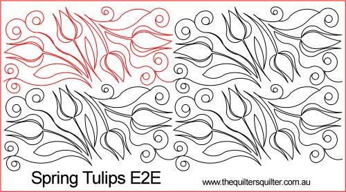 Spring Tulips E2E