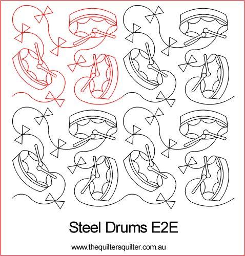 Steel Drums E2E