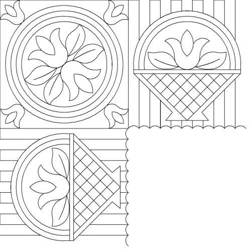 Susan's Basket border