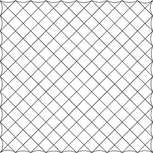 Susans 20 inch grid