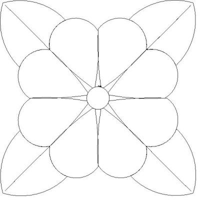 Susan's DWR flower