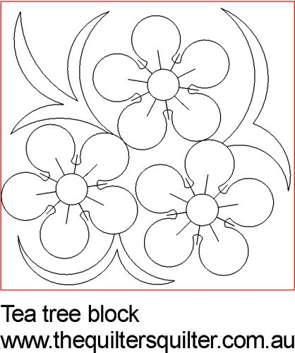 Tea Tree Block